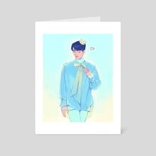Prince Jin - Art Card by K_wuet