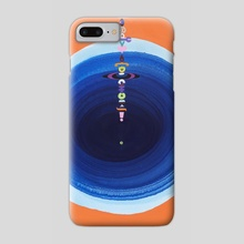 Yantra 6 - Phone Case by Jenny Bhatt
