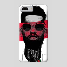 Le Gucci gang - Phone Case by Donald Oden-Ikpi