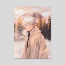 Winter - Acrylic by cel