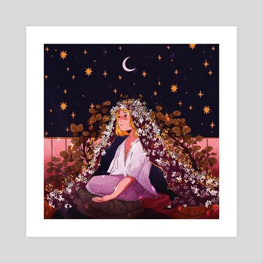 rich in stars by Prinsomnia