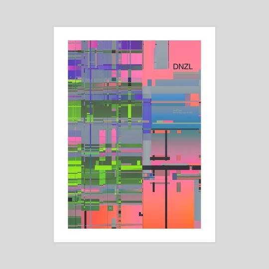 """WWP 298 """"DNZL"""" by Martin Naumann"""