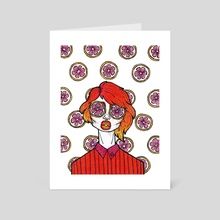 Sundazed  - Art Card by Tea Doorante