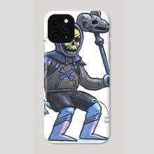 Bonehood - Phone Case by Ugly Ink