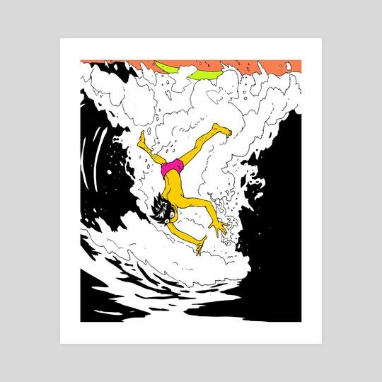 Surfin Bird 3 by rvsa