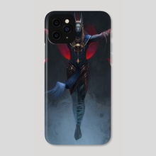Anubis - Judge of the dead  - Phone Case by Mohamed Saad