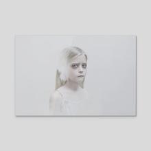 Words hurt - Acrylic by Mikeila Borgia
