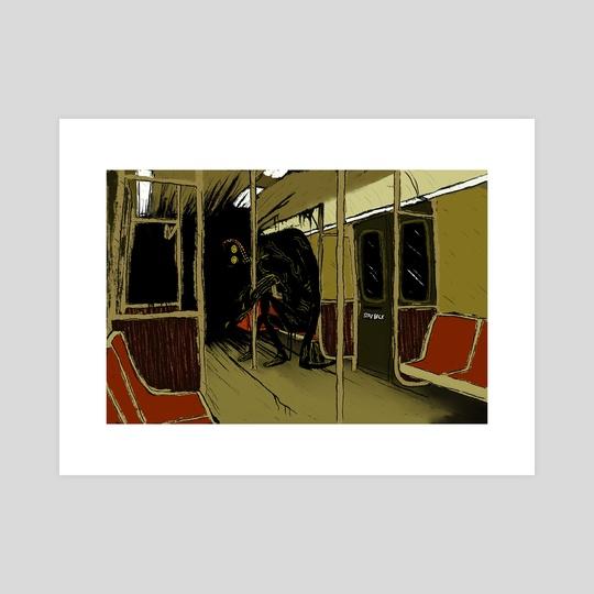Subway by Nicholas Tofani