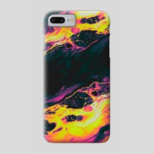 The Space (Between Us) - Phone Case by Malavida
