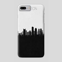 Boston (2nd Version) - Phone Case by Deniz Akerman