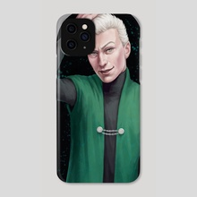 Prince of Slytherin - Phone Case by Louhi