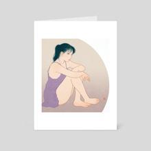 Reika - Art Card by Sai Tamiya