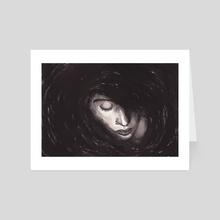 Sink - Art Card by Jess Suttner