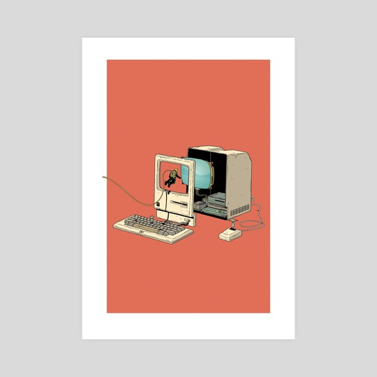 Internaut by John Le