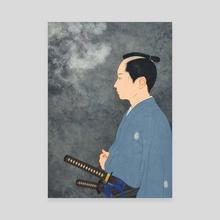 Oboro - Canvas by Sai Tamiya