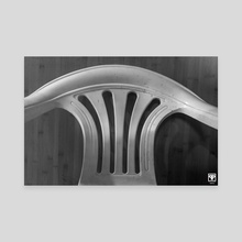 Chair. - Canvas by Parag Phadnis
