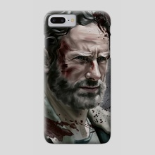 Rick - Phone Case by Dmitry Belov