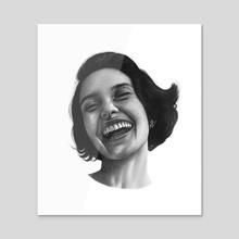 E_Motions. No. 6 - Acrylic by Bartosz Gorczyca
