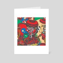 love 01 - Art Card by wudufu