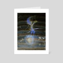 WDVMM - 0060 - Wuushen - Art Card by Wetdryvac WDV