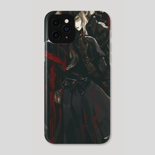Lady Maria - Phone Case by Sam Bosma