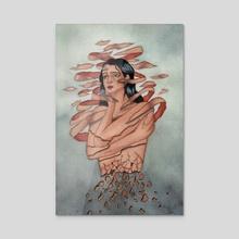 Flow  - Acrylic by Tilda