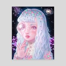 Diamond Dream - Canvas by Saccstry