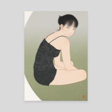 Kaoru - Canvas by Sai Tamiya