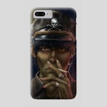 Realistic Murdoc Niccals (Gorillaz) - Phone Case by Bulletproof-Eggs