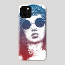 Summer Nights - Phone Case by Balazs Solti