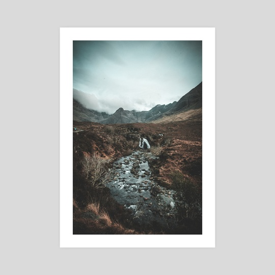 The Fairy Pools by Gabby Secomb Flegg