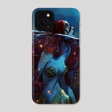 Moonlight - Phone Case by Gretel Lusky