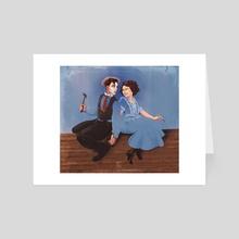 One Week - Art Card by Kit Seaton