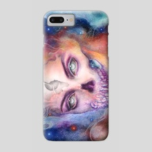 Space Smog - Phone Case by Jamie Wells