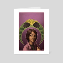 Marco - Art Card by Kristin Kemper
