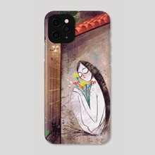 Travel series - Malaysia - Phone Case by Josie's Illustrations