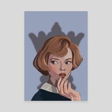 Beth Harmon - Canvas by Koaila Art