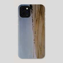 Autumn in Portugal - Phone Case by Benjamin Fauvel