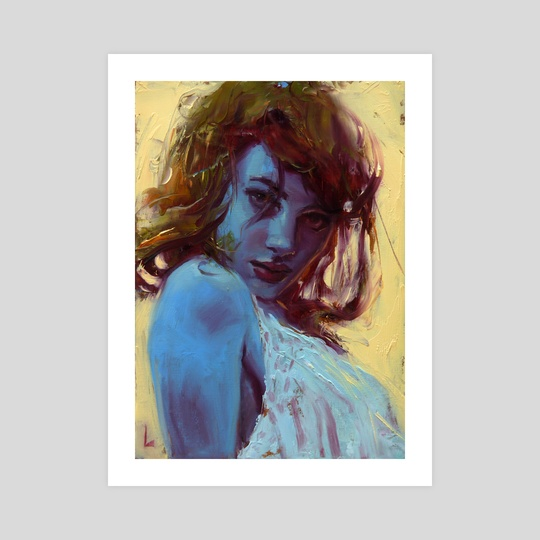 Too Blue by John Larriva