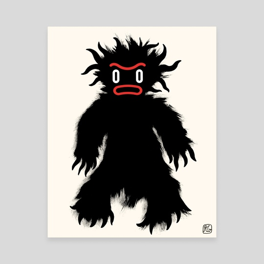 Monster of the day (February 15) [Year 1] by Royal Glamsters