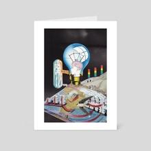 Drug - Art Card by Lerson