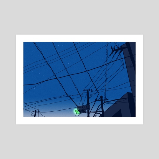 tokyo by emilee graverson