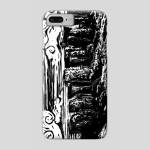 Stonehenge - Phone Case by Phil Lang