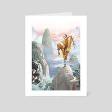 ShaolinSword - Art Card by Abzolut