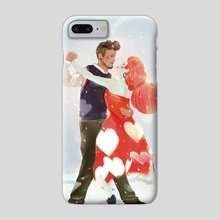 Valentine - Phone Case by Jonnakonna Uhrman