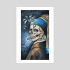 Death - Art Print by Danielle Morgan