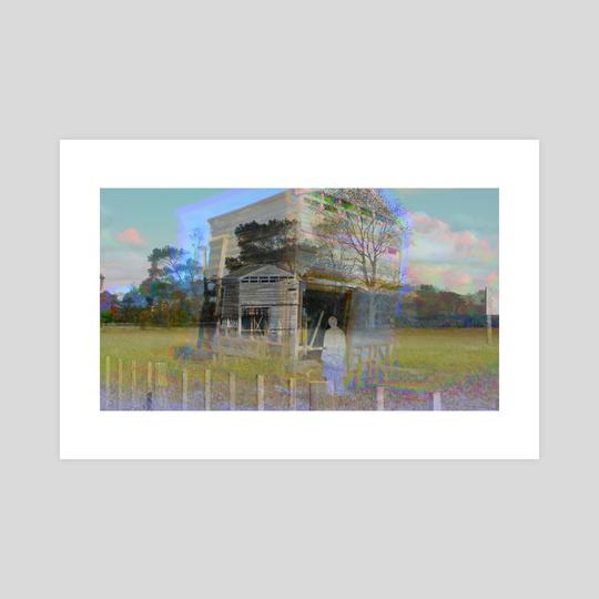 Rural Isolation by Charli de Koning