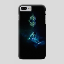 Bioluminescence  - Phone Case by Priscilla Mora