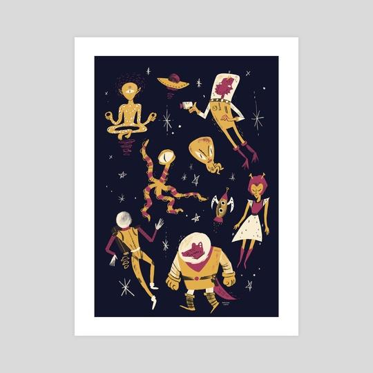 I Need Space by Marlowe Dobbe