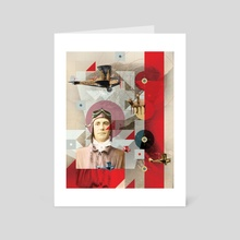 Pilots 1/3 - Art Card by Noa Emberson